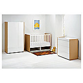 East Coast Monza 3 Piece Nursery Roomset