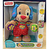 Fisher Price Laugh and Learn Puppy - Perrito Bailoteos DANISH Version - Toys