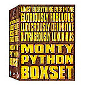 Monty Python Almost Everything DVD Box Set