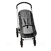 Wallaboo Baby Stroller Cover - Black