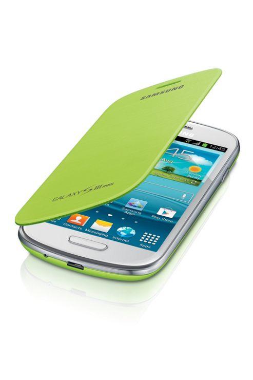 Samsung Original Galaxy SIII Mini Flip Case Mint