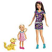 Barbie Sisters Doll Pack 2