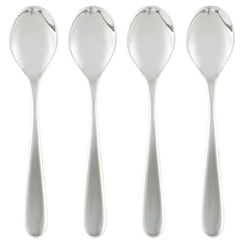 Alessi 4 Pack Tea Spoon Set