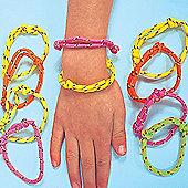 Party Bag Filler Friendship Bracelets Pack Of 12