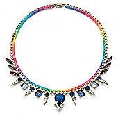 Fiorelli Rainbow Statement Necklace