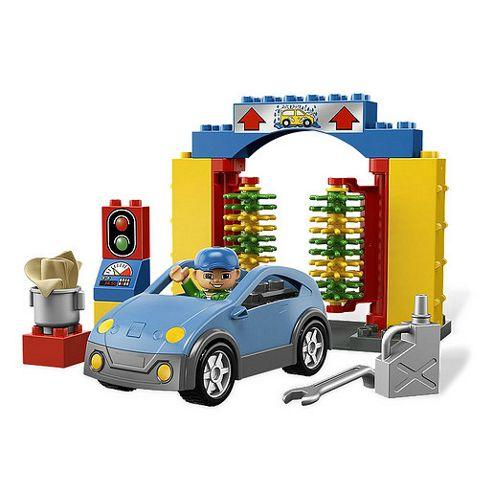 LEGO Duplo Legloville - Car Wash 5696