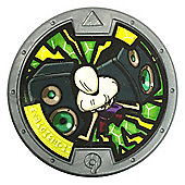 Yo-kai Watch Medal - Mysterious - Tattlecast (Babaan) [038]