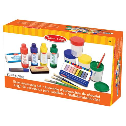 Art Essentials Easel Accessory Set Melissa Doug