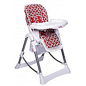 Red Kite Feed Me Ultimo Hi Lo Chair (Aztec)