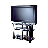 "Sona AV Sona 32"" TV Stand - Black"