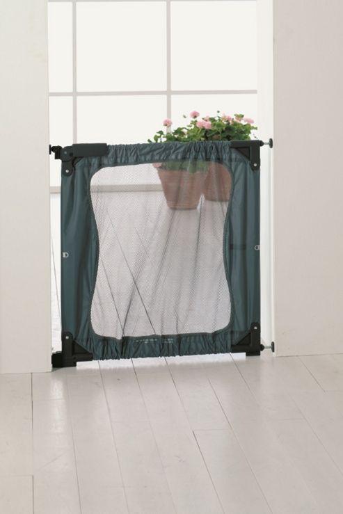 BabyDan Gate to Go Grey