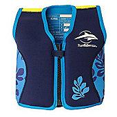 Konfidence Float Suit - Blue