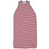 Bambino Merino Toddler Sleeping Bag - Ruby