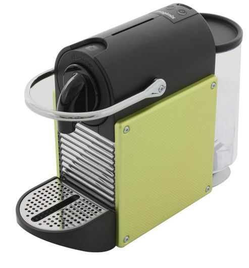Magimix 11320 Nespresso Coffee Machine -Lime Green