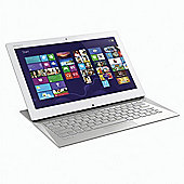 Sony Vaio Duo 13.3 inch Notebook, Intel Core i7, 4GB RAM, 128GB, Windows 8, White