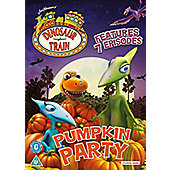 Dinosaur Train Pumpkin Day DVD