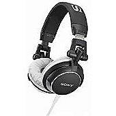Sony MDR-V55 DJ Stereo Headphones - Black