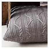 Gallery Arran Cushion - Charcoal