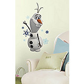 Disney Frozen Olaf and Snowflakes Wall Stickers