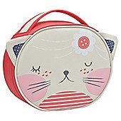 Smash Button Cat Lunch Bag