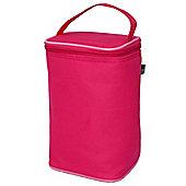 JL Childress Tall TwoCool 2-Bottle Cooler - Pink