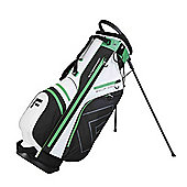 Forgan Golfdry Waterproof 14-Way Golf Stand Bag White/Green