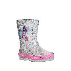 Hasbro My Little Pony Glitter Wellies 08 Child Multi