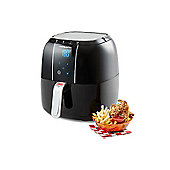 AndrewJames 2.2L Digital Air Fryer in Black