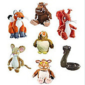 Gruffalo Set of 7 Plush Soft Toys