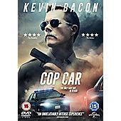 Cop Car DVD