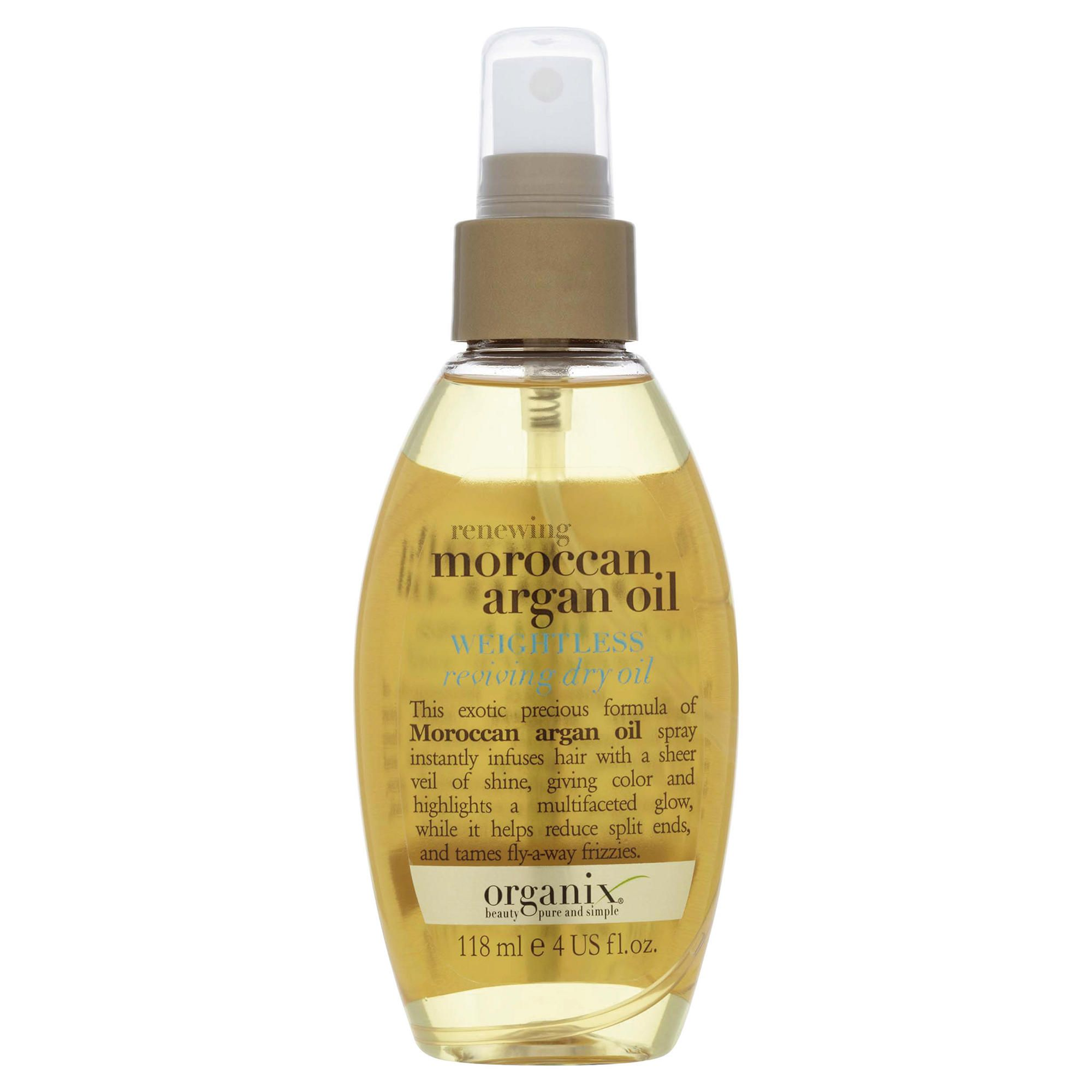 Organix Moroccan Argan Reviving Oil 118ml