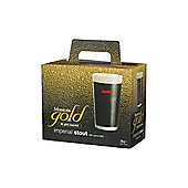 Muntons Gold home brew beer kit - Imperial Stout - 40 pints