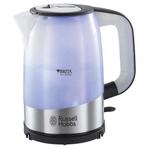 Russell Hobbs 18554 1L Brita Purity Kettle - Stainless Steel