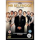 Mr Selfridge Series 3 DVD