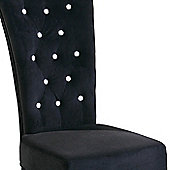 Premier Housewares Radiance Dining Chair (Set of 2)
