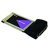 Serial / RS232 2 Port PCMCIA Laptop Card