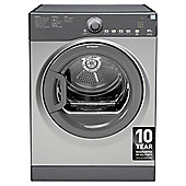 Hotpoint TVYL655C6G Vented Tumble Dryer, 7Kg Load, B Energy Rating, Graphite
