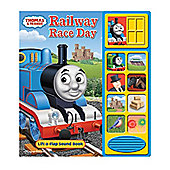 Thomas & Friends Railway Race Day Sound Book