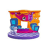 Animal Jam Club Geoz Dance Party Playset