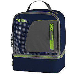 Thermos Radiance Dual Compartment Lunch Bag - Blue