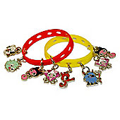 Moshi Monsters Bracelet & 2 Charmlings