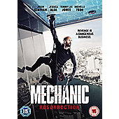 Mechanic - Resurrection DVD