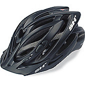 SH+ Speedy Helmet: Soft Black S/M.