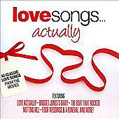 Love Songs Actually