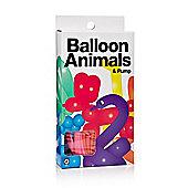 Balloon Animals & Pump