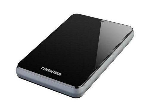 Toshiba Stor.e Canvio 1000GB Hard Drive (5400rpm) 2.5 inch External (Black)