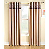 Siesta Blackout Ready Made Curtains - Beige
