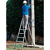 Heavy Duty 10 Tread SuperPro 360 Step Ladder