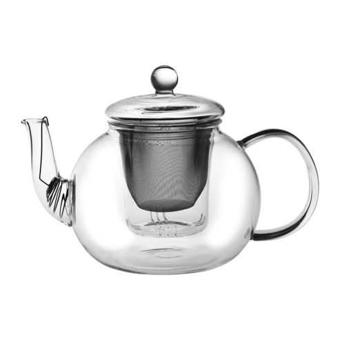 buy argon tableware large glass 3 way teapot suitable for. Black Bedroom Furniture Sets. Home Design Ideas