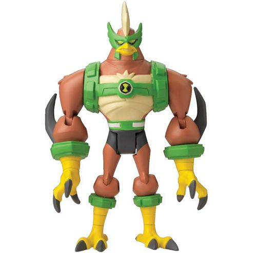 Ben 10 Omniverse Alien Collection Figure - Kickin Hawk